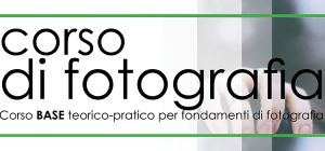 Corso base di fotografia 2020